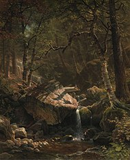 Mountain Brook oil 1863 Albert Bierstadt.jpg