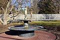 Mrs. Frank Rundell, Sr., memorial fountain - Austerlitz, New York - DSC07585.jpg