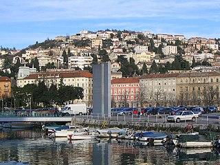 Sušak, Rijeka part of Rijeka, Croatia