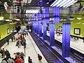 Munich subway station Münchner Freiheit 2009-12.jpg