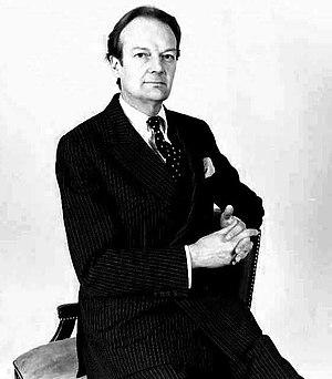 Murray Beauclerk, 14th Duke of St Albans - Image: Murray Beauclerk, 14th Duke of St Albans