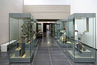 Musée royal de Mariemont - Image: Musée de Mariemont R01