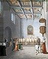 Musée du Vieux Toulouse - L'intérieur de la chapelle de l'Inquisition - Joseph Roques - 1822 Inv.87.6.2.jpg