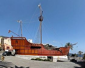 Museo Naval Barco de La Virgen - Santa Cruz de La Palma 02.jpg