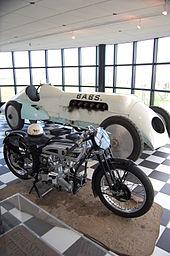 Land Speed Record >> Pendine Museum of Speed - Wikipedia