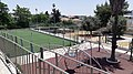 Muslim Quarter Rooftop the view from old city walls Jerusalem 1.jpg