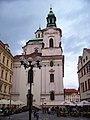 Náměstí Franze Kafky, kostel svatého Mikuláše.jpg