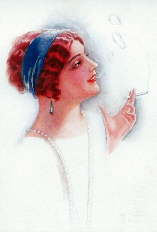NEP Soviet Postcard 1920s