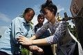 NEWAH WASH water project in Puware Shikhar, Udayapur District, Nepal. (10710543795).jpg