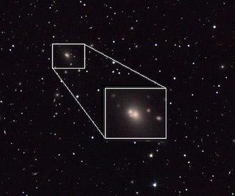 NGC 6166 - NGC 6166