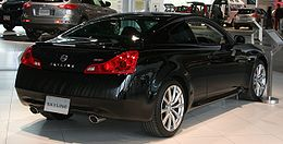 NISSAN SKYLINE COUPE CV36 rear.jpg