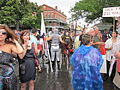 NOLA BP Oil Flood Protest Pony Knights.JPG