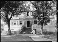 NORTHEAST FRONT - Moravian Mission House, King Street vicinity, Christiansted, St. Croix, VI HABS VI,1-CHRIS,53-1.tif