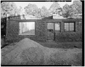 NORTH HALF OF WEST REAR - Spruce Tree Terrace, Chapin Mesa, Cortez, Montezuma County, CO HABS COLO,42-MEVPK,2-6.tif