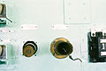 NS Savannah - Close-up of Speaking-Tube System on Navigation Bridge.jpg