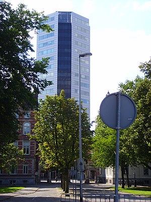 Nederlandse Spoorwegen - Current headquarters, Utrecht
