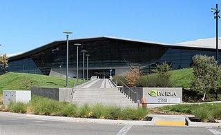 Nvidia American multinational technology company