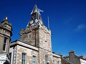 Nairn - Nairn Town Hall
