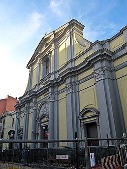 Napoli - Chiesa di Santa Maria degli Angeli a Pizzofalcone4.jpg
