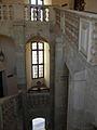 Narbonne (11) Palais des Archevêques Grand escalier 08.JPG