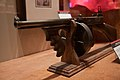 """National Museum of Crime and Punishment - """"Tommy"""" machine gun (3407787775).jpg"""