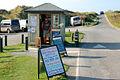 National Trust carpark entrance, Godrevy - geograph.org.uk - 1545227.jpg