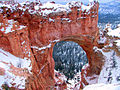 Natural bridge in Bryce Canyon.jpg