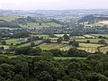 Near Ebbor Gorge looking South West across Easton - geograph.org.uk - 65879.jpg