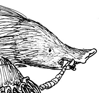 Necrolestes - N. patagonensis reconstructed as a mole-like animal