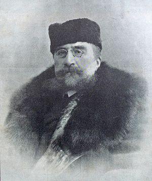 Vasily Nemirovich-Danchenko - Vasily Nemirovich-Danchenko in 1912