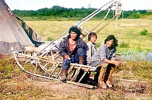 Nenets people near Dudinka (Ru200008050079).jpg