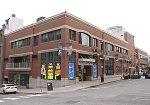 Neptune Theatre (Halifax) - Corner of Sackville and Argyle Streets