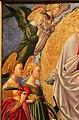 Neri di bicci, incoronazione della vergine e santi, 1460-61 (museo innocenti, fi) 03.jpg