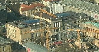 Neues Museum - Neues Museum in 2008