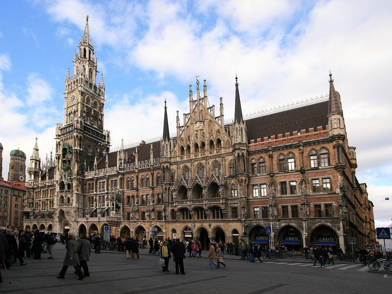 Munich Germany Tour Guide