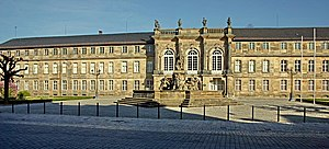 Bayreuth - The New Castle