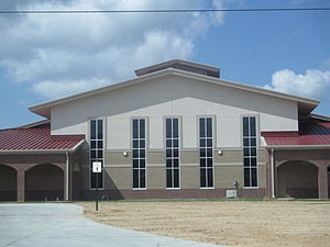 Northwest Louisiana Technical College - New location of Northwest Louisiana Technical College off Interstate 20 in Minden, Louisiana