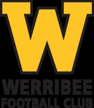 Werribee Football Club - Image: New WFC Logo 2017 On White