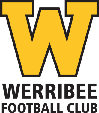 Werribee Football Club - Image: New WFC Logo 2017 On White