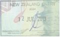 New Zealand Passport Stamp NZ Entry Stamp.tif