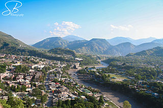 Muzaffarabad District Districts of Azad Kashmir in Pakistan