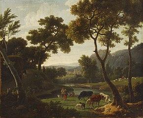 An Idealistic Landscape