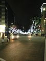 Night view near Canal City 20140104-2.jpg
