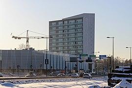 Niittytori, Niittykumpu, Espoo (February 2018).jpg