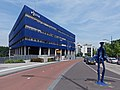 Nijmegen, main police office het Regionaal Politiebureau Nijmegen foto5 2016-06-08 13.03.jpg