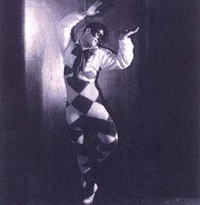 Nijinsky como Arlequín 0ea3750dc61