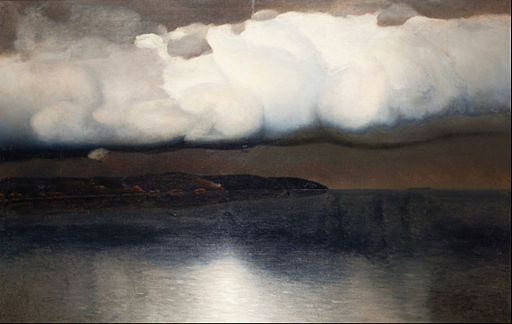 Nikolai Dubovskoi - Calm Before the Storm - Google Art Project