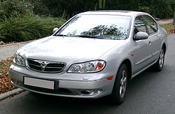 Nissan Maxima (EU-Version)