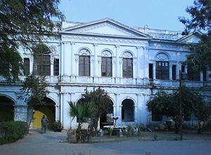 Purani Haveli - Nizam's museum located in the palace