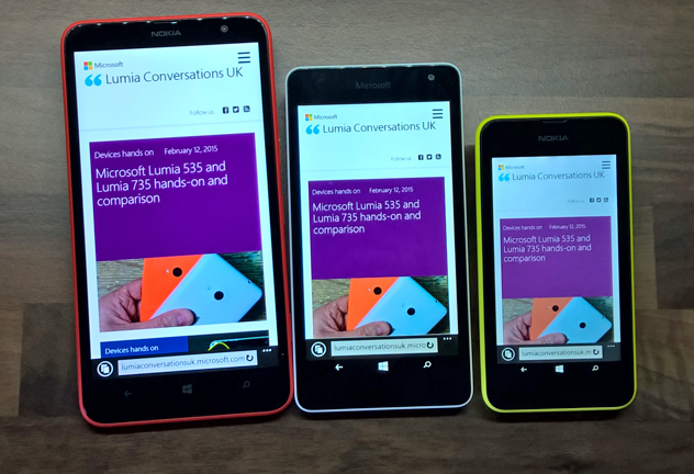 Nokia & Microsoft Lumia devices
